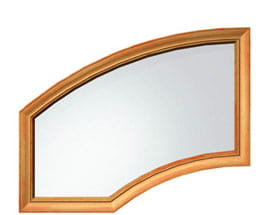 Partial Extended Arch Special Shape Window