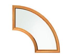 Quarter Arch Special Shape Window