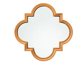 Quatrefoil Special Shape Window