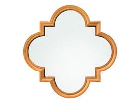 Quatrefoil Special Shape Window