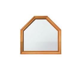 Double Clip Corner Special Shape Window