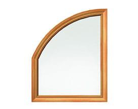Unequal Leg ArchSpecial Shape Window
