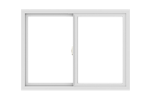 100 series gliding window standard sizing