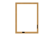 400series casement window standard sizing