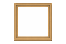 400 series picture window standard sizing