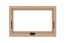 a-series awning window standard sizing