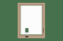 a-series casement window standard sizing