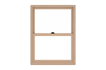 a-series double-hung window standard sizing