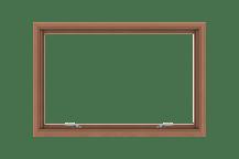 e-series push out awning window standard sizing