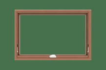 e-series awning window standard sizing