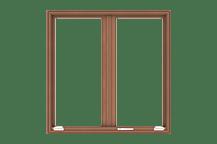 e-series french casement window standard sizing