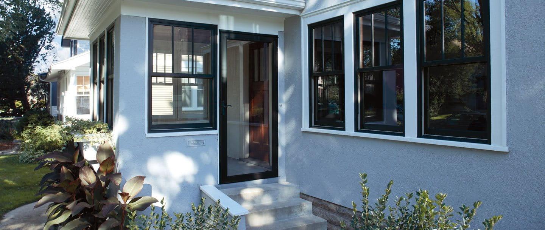 Lovely 4000 Series Storm Doors