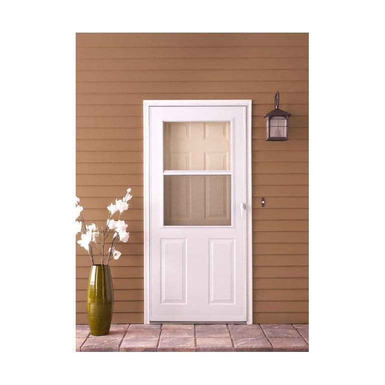 6 Series 1/2 Light Storm Door