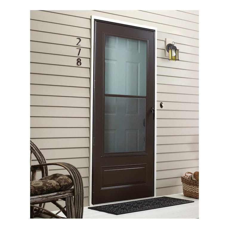 6 Series 3/4 Light Storm Doors