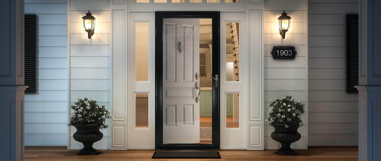 Andersen Storm Doors & Storm Doors u0026 Screen Doors | Andersen Windows
