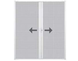 Double-Hinged Door