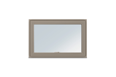 100 Series awning windows