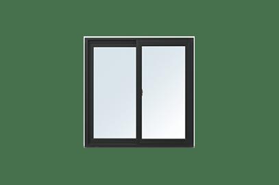 100 Series Gliding Windows