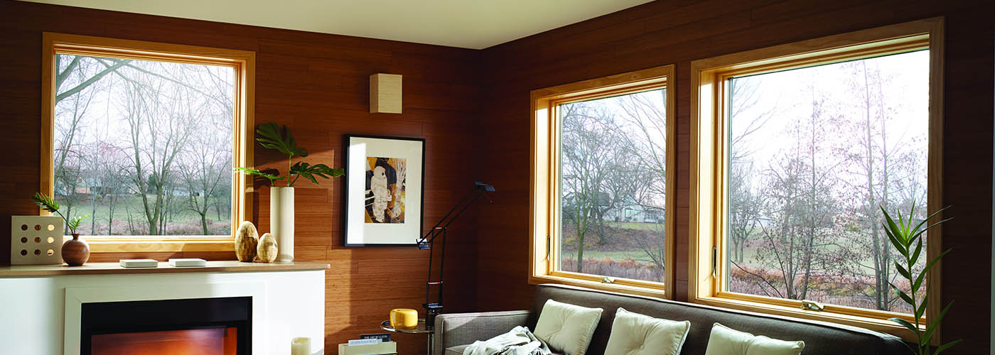 Andersen 400 series awning windows bedroom
