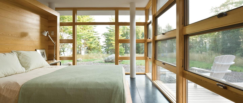 Andersen E-Series Awning Window
