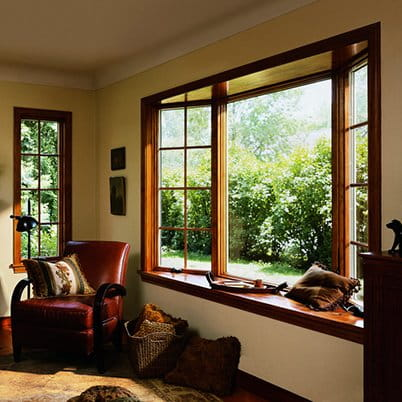 400 Series bay windows