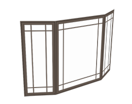400 Series Casement Bay Window