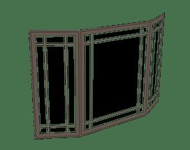 400 Series Casement Bay Window