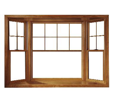 Bay windows bow windows andersen windows for Andersen 400 series casement