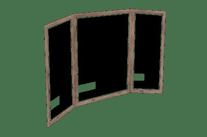 E-Series bow window
