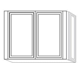 90 Degree Casement Box