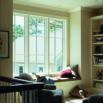 Residential house windows andersen windows for High windows in house
