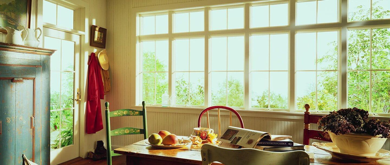 E Andersen 400 Series Casement Window