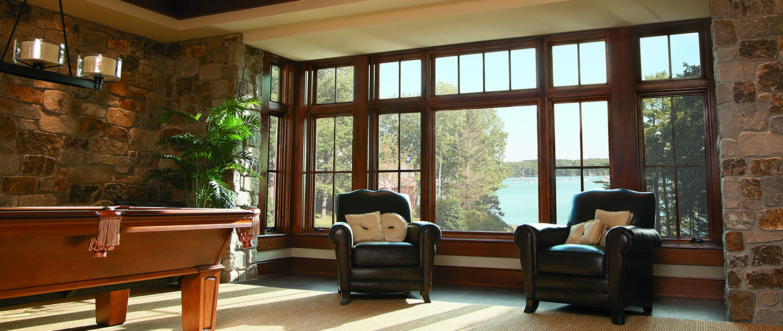 A Series Casement Window
