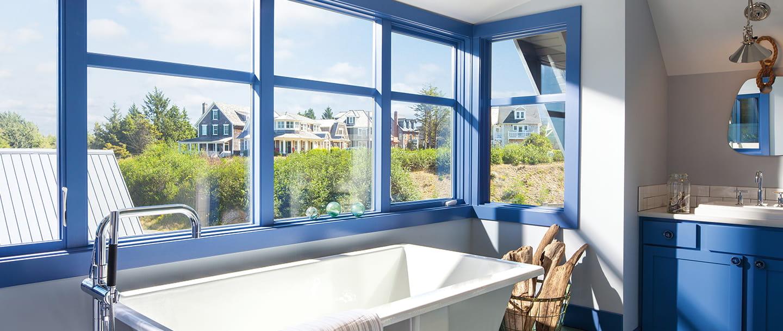 Andersen E-Series Casement Windows