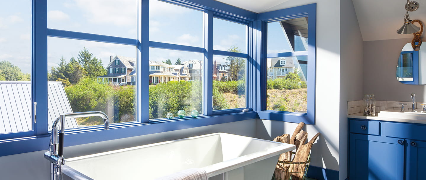 Andersen E-Series Casement Windows