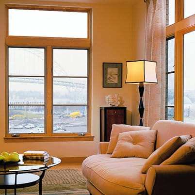 Andersen E-Series French Casement Windows