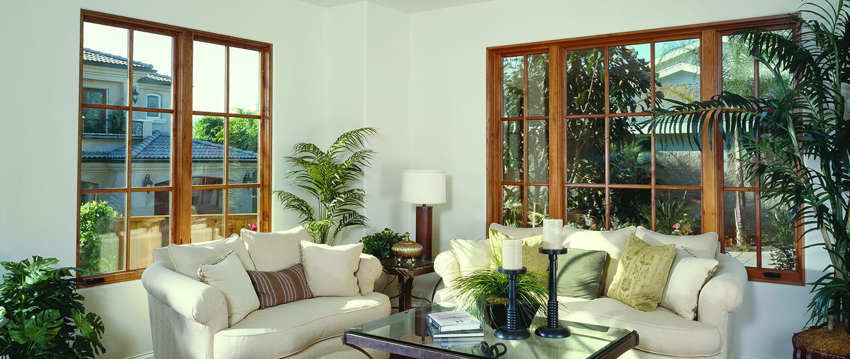 Andersen E-Series French Casement Windows