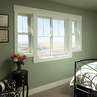 100 series gliding window for Cost of andersen windows