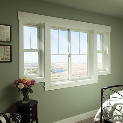 100 series single hung window for Andersen 400 series double hung windows cost