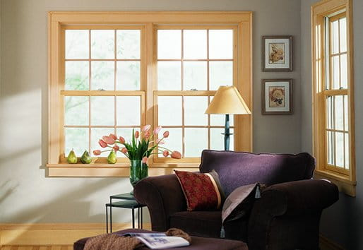 Andersen Double-Hung Windows