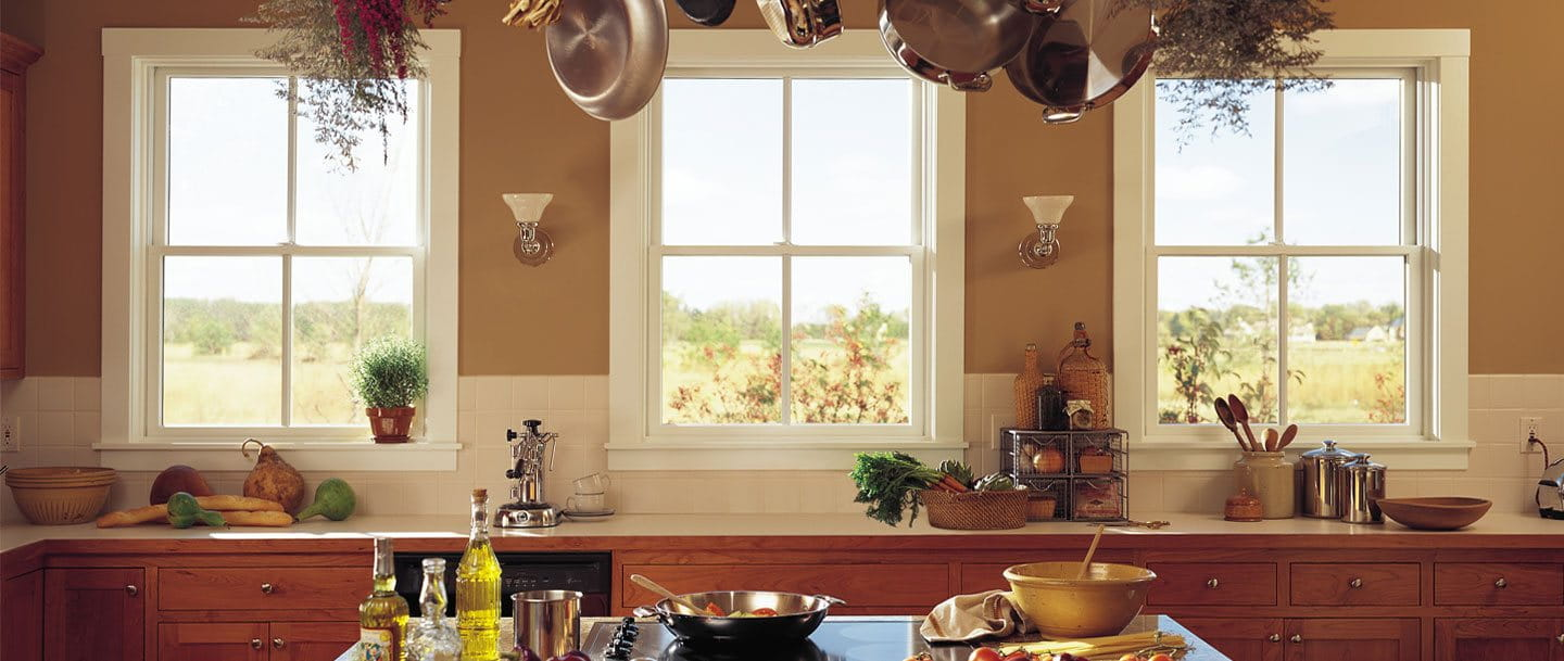 Andersen Windows Double-Hung Windows