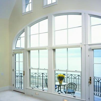 Andersen E-Series Double-Hung Window