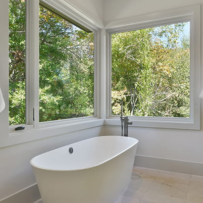 E-Series Picture Window Bathroom
