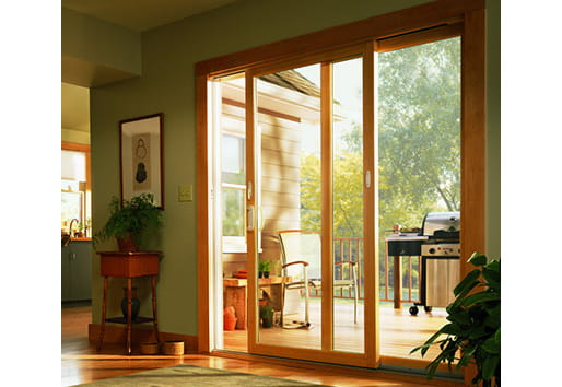 200 Series Narroline Door