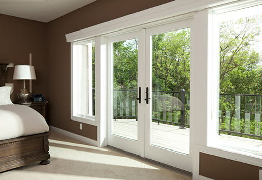 Bon 400 Series Hinged Patio Door