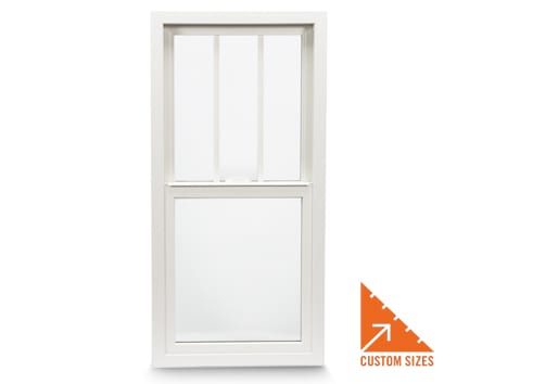 Replacement Window 100S Single-Hung