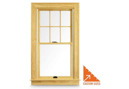Replacement Window 400S Double-Hung