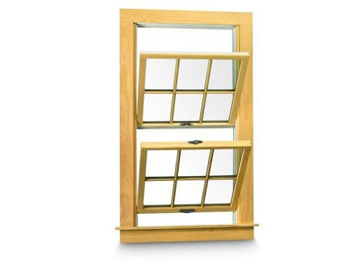 Narroline Double Hung Window Conversion Kits