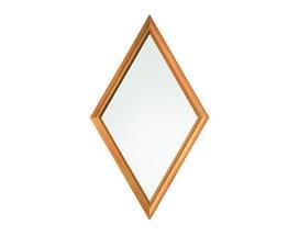 Diamond Shape Windows
