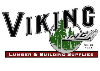 Viking Lumber Inc Logo